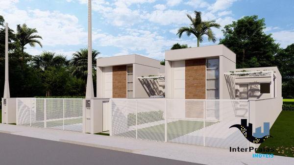 Casa à venda  no Mata Atlântica - Tijucas, SC. Imóveis