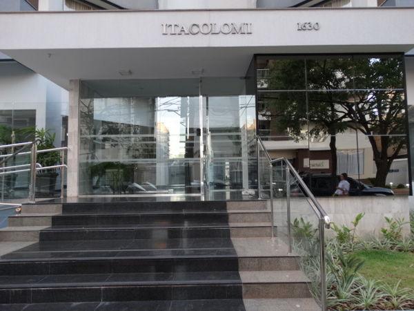 Condominio Residencial Edificio Itacolomi