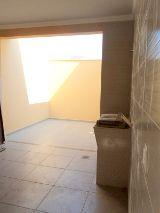 Ref. 925073 - área de serviço com churrasqueira e pia de granito