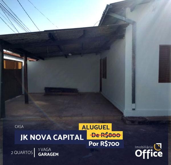 JK Parque Industrial Nova Capital