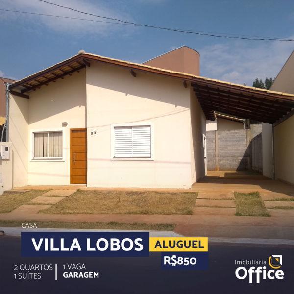 Condomínio Residencial Villa Lobos