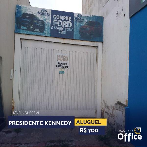 Avenida Presidente Kennedy