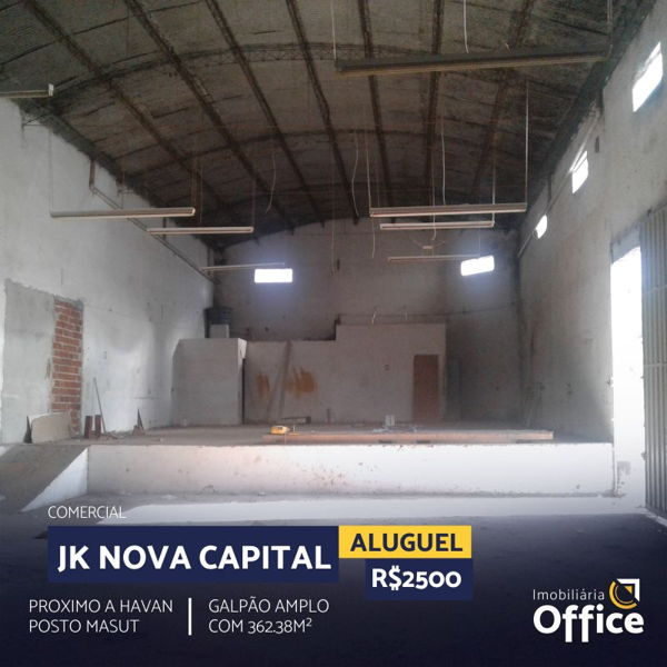 JK Parque Industrial Nova Capital